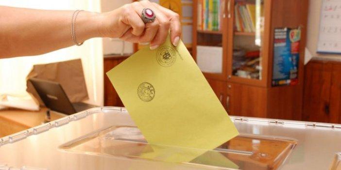 Referandum süreci başladı!