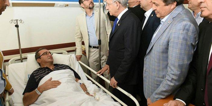 CHP'li Tezcan'ı yaralayan sanıktan şok ifadeler