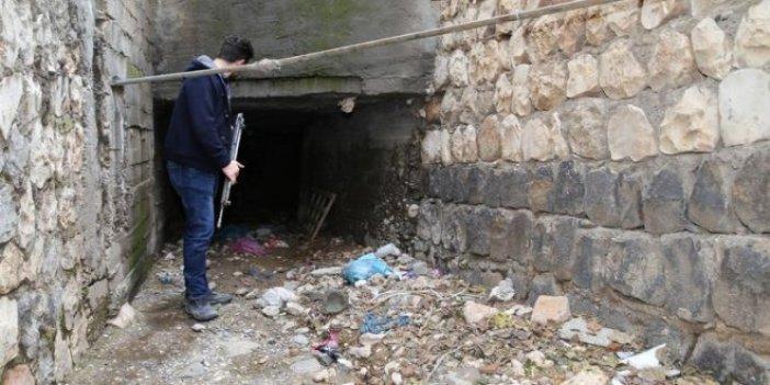 Kaymakamdan uyarı: PKK tünel kazıyor!