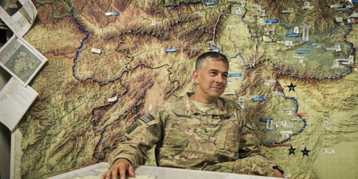 ABD'li komutan, PKK/YPG açıklaması