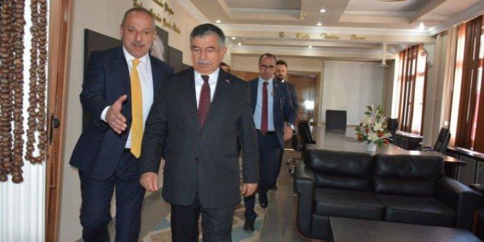 MHP'li başkan rica etti, Bakan halletti