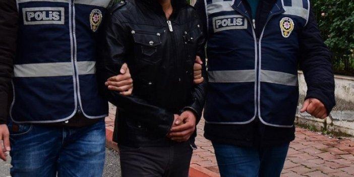 Atatürk'e hakaret etmişti yakalandı
