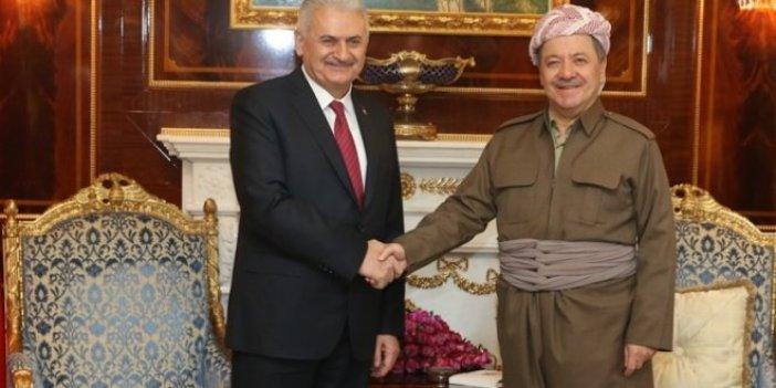 """Barzani: """"Ben Kürdistan'ın özgürlüğü için..."""""""