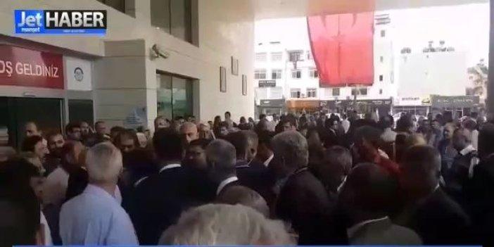 Balgat'ın baskı yaptığı aday çekilmeyince MHP kongresi iptal edildi