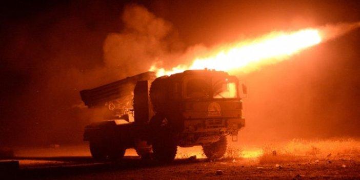 Musul'da, IŞİD'e son saldırı