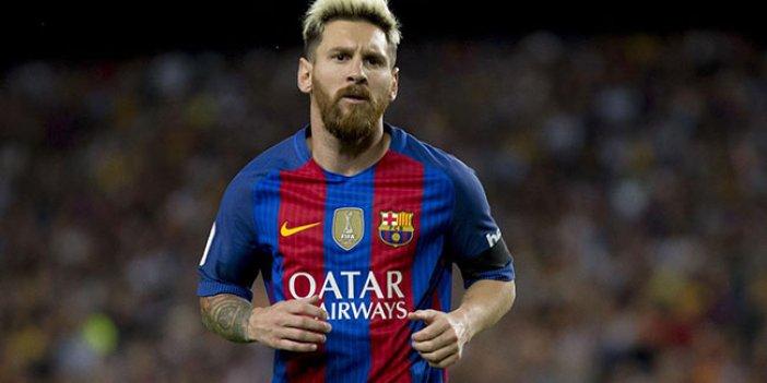 Barcelona'dan Messi'ye çılgın rakam