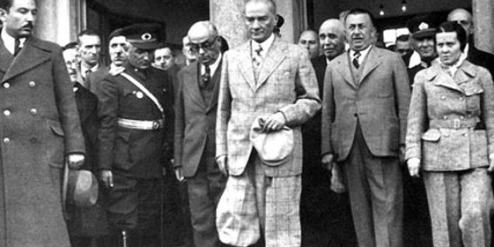 Mustafa Kemal Paşa'nın Almanya seyahati(1)