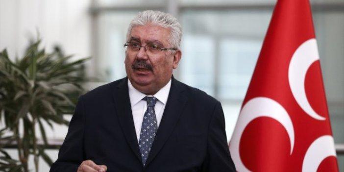 MHP'li Semih Yalçın'dan İYİ Parti'ye hakaret