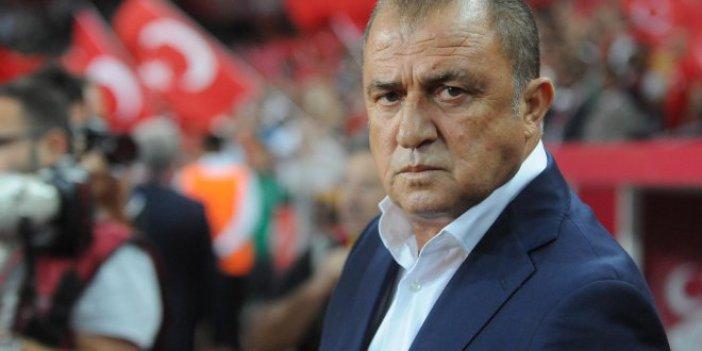 Fatih Terim Bosna Hersek milli takımı ile görüştü