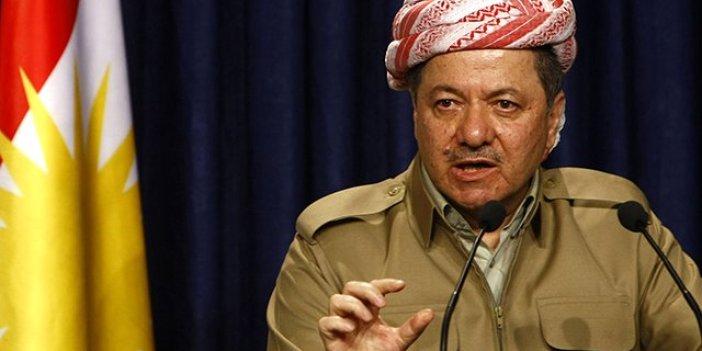 """Barzani haddini aştı: """"Sınırı kendimiz çizeriz"""""""