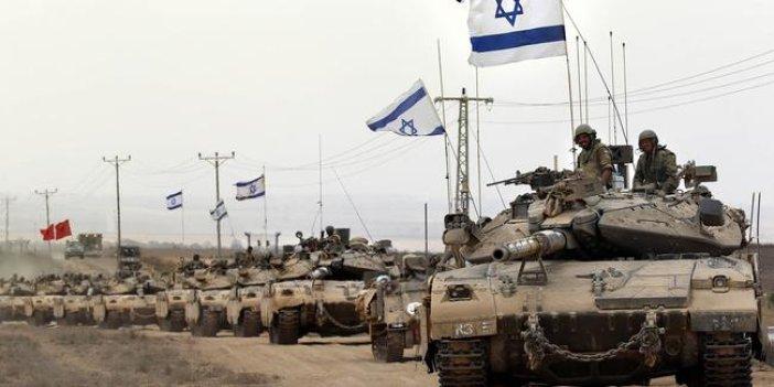 İsrail savaşa hazırlanıyor iddiası