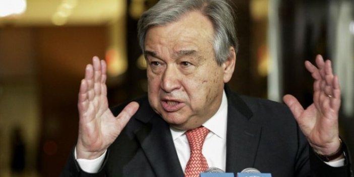 """BM'den """"Silahlı çatışma uyarısı"""""""