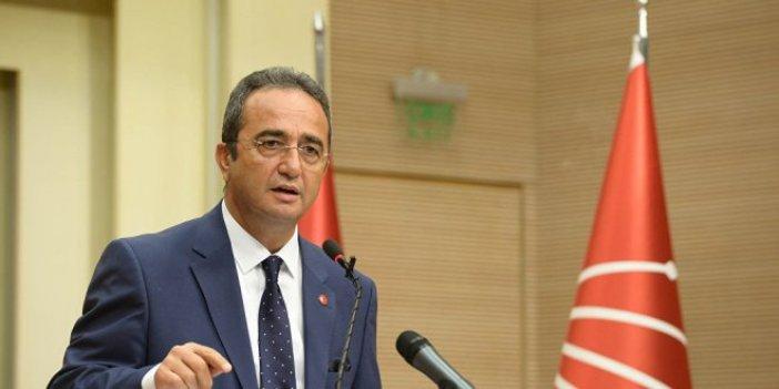 """CHP'li Tezcan'dan Danıştay Başkanı'na: """"İliklemek için İlik arayacağına..."""""""