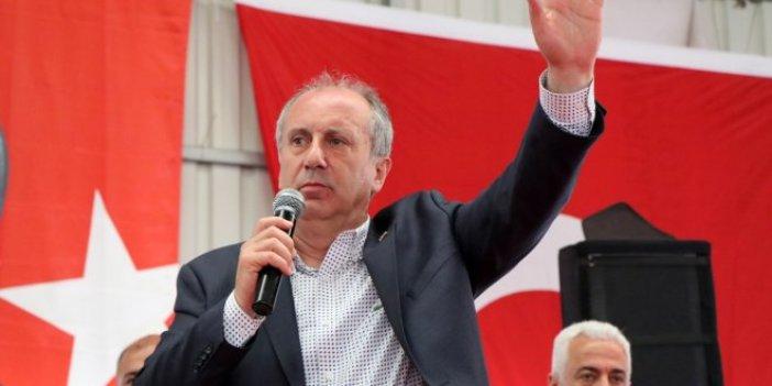 Muharrem İnce'den AİHM'in Demirtaş kararına destek