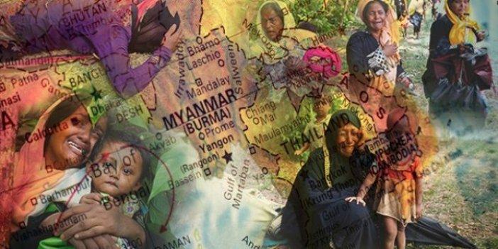 Myanmar'da ilk ateşkes