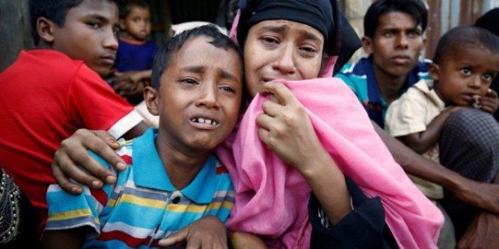 BM'den Myanmar'a ''etnik temizliğin ders kitabı''