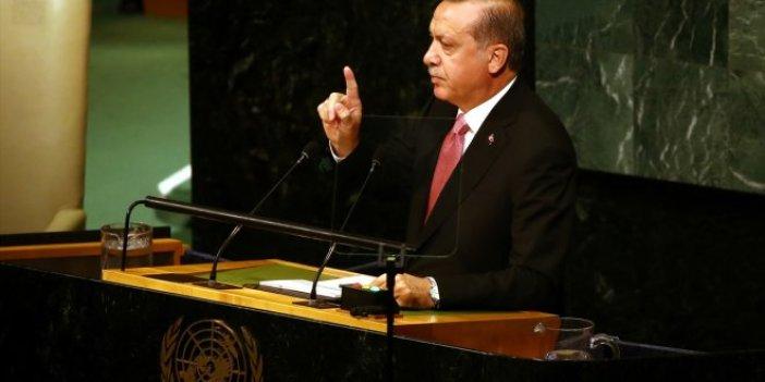 Erdoğan ABD'de açıkladı... Üniversiteye giriş sistemi değişiyor!