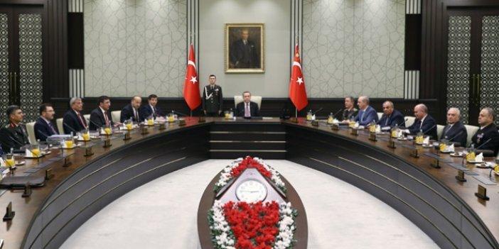 Kritik MGK ve Bakanlar Kurulu toplantısı