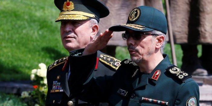 Akar, İran ve Irak Genelkurmay Başkanları ile görüşecek