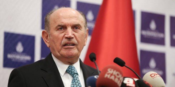 Topbaş, Erdoğan'ı karşıladı