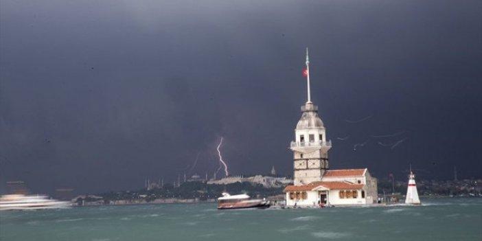 Fırtına uyarısı!