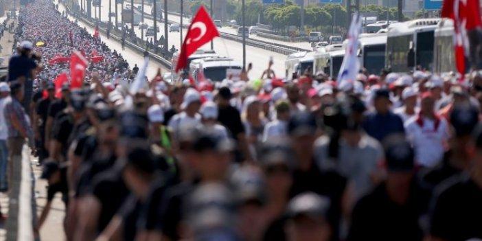 İstanbul Valiliği'nden CHP'li belediyelere 'Adalet Yürüyüşü' soruşturması!