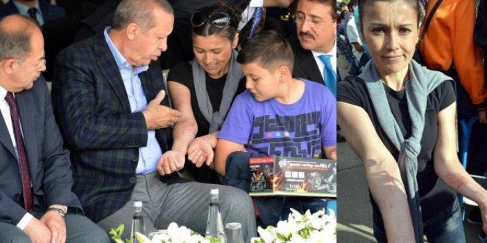 Tutuklu Yarbay eşi Erdoğan'ın dikkatini çekebilmek için çabaladı
