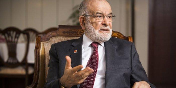 """Karamollaoğlu: """"Artık milletvekillleri de konuşamayacak"""""""