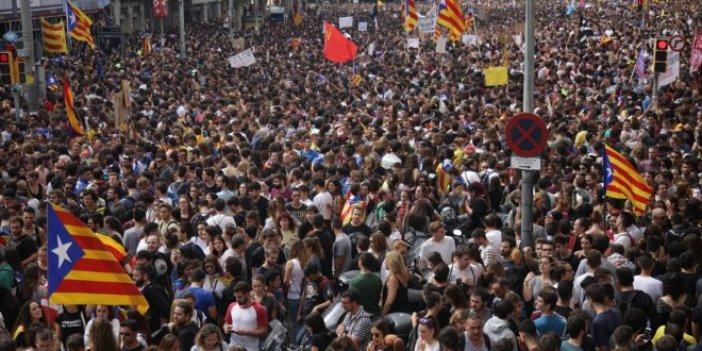 İspanya'da Katalonya Meclisi'nin toplanmasına izin yok!