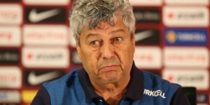 """Lucescu: """"Verilen cezayı hak etmedim"""""""