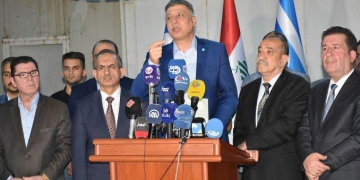 """Salihi: """"Barzani'ye artık haddini bildirme zamanı gelmiştir!"""""""