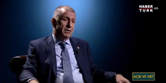 Ümit Özdağ'dan 'Yeni Parti'yle ilgili önemli açıklamalar