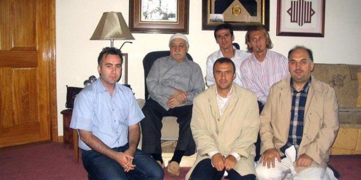 Eski futbolcuların Gülen ile fotoğrafı ortaya çıktı