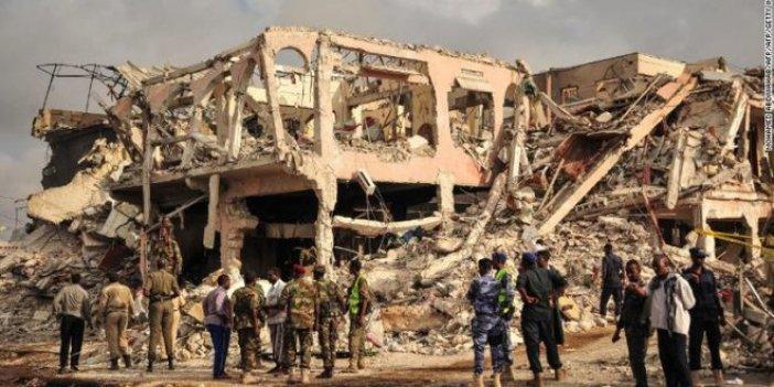 """Somali'deki patlamada """"Hedef Türk üssüydü"""""""