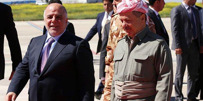 Barzani'den tutuklama kararına tepki