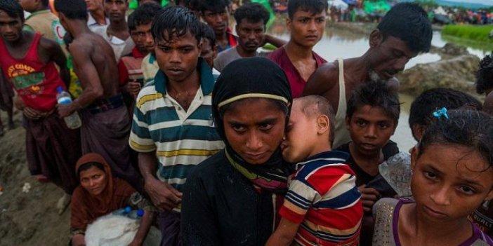 Bangladeş'e sığınan Arakanlı sayısı 600 bini geçti