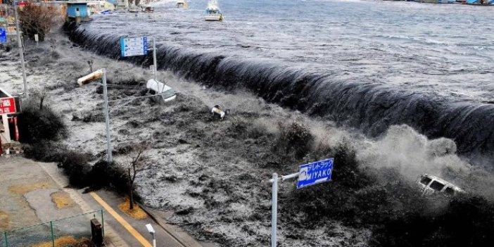 Kandilli'den tsunami uyarısı