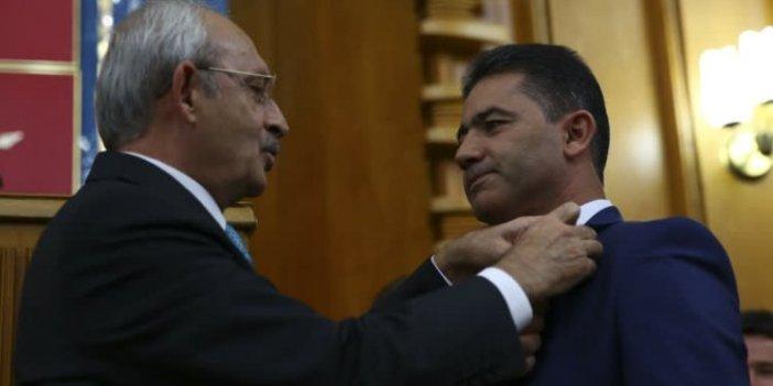 Yarbay Mehmet Alkan siyasete atıldı!