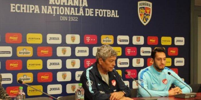Lucescu'dan yabancı futbolcu açıklaması