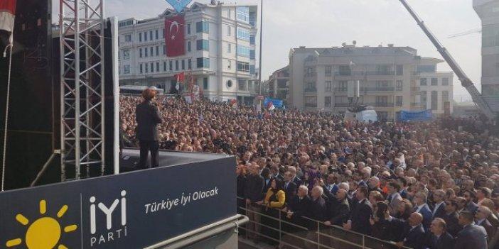 İYİ Parti Genel Merkez Binası açıldı