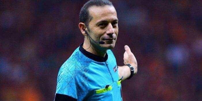 FIFA'dan Cüneyt Çakır kararı