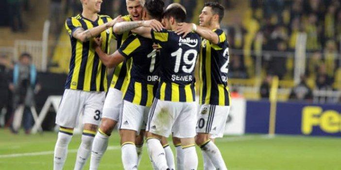 Fenerbahçe - Sivasspor 4-1 (Maç Özeti)