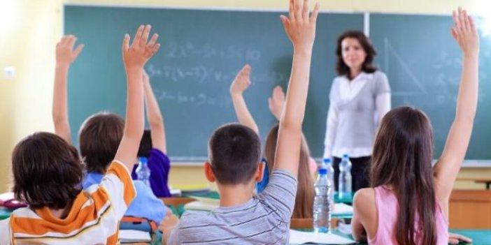 Sözleşmeli öğretmenlikte başvurular ne zaman başlıyor?