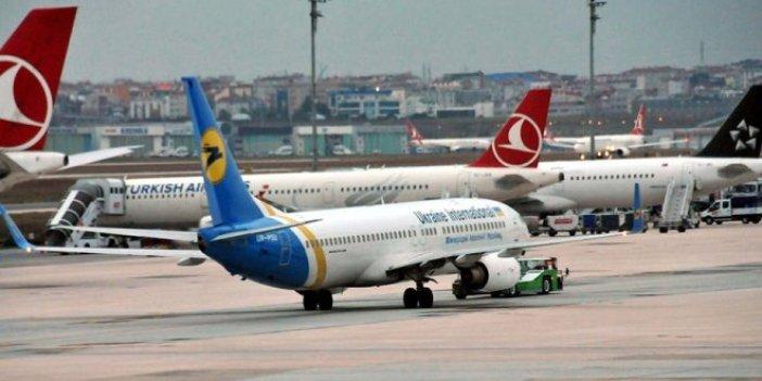 Atatürk Havalimanı'nda bomba ihbarı