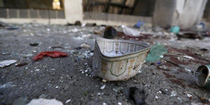 Mısır'da camiye bombalı saldırı: 235 kişi öldü