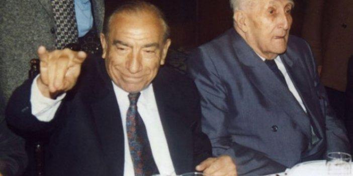 Alparslan Türkeş 100 yaşında