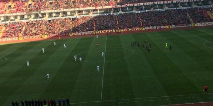 Eskişehir'de tarihi protesto