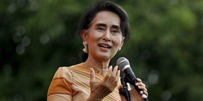 Aung San Suu Çi İslam karşıtlığında 1. sırada