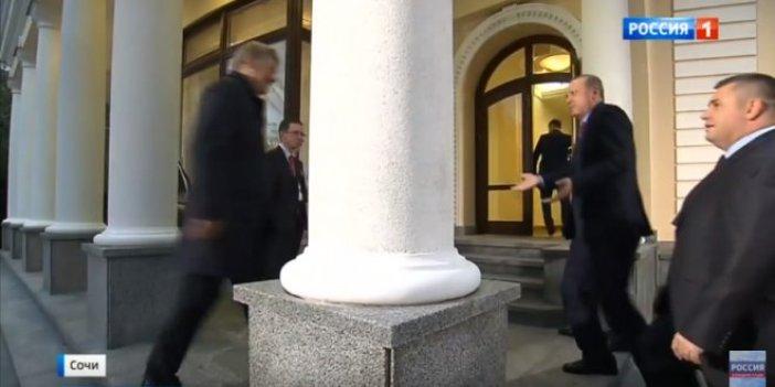 Dmitri Peskov ve Erdoğan arasında ilginç diyalog