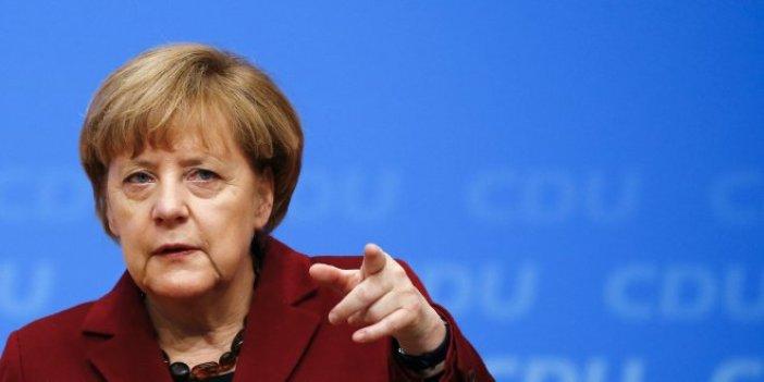 Türkiye'ye karşı birleşen Almanya'da koalisyon kuruldu